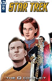 Star Trek: The Q Conflict No.6 (sur 6)
