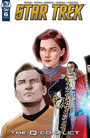 Star Trek: The Q Conflict #6 (of 6)