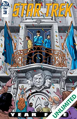 Star Trek: Year Five #3