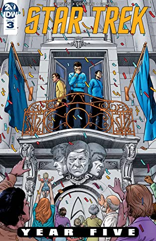 Star Trek: Year Five No.3