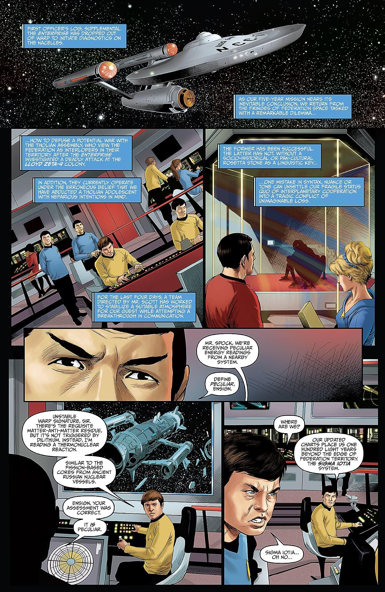 Star Trek: Year Five #3