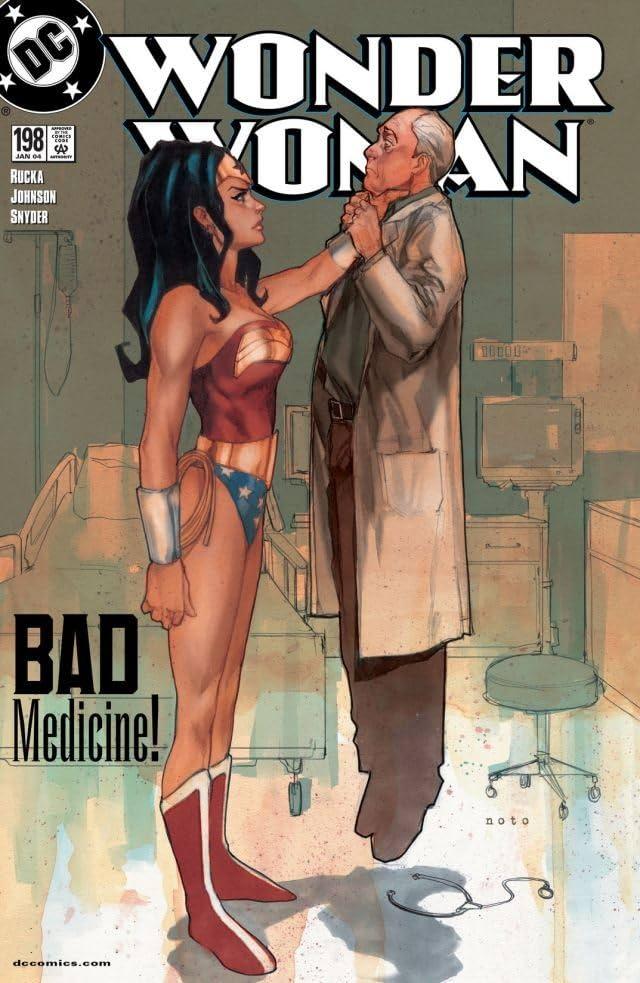 Wonder Woman (1987-2006) #198