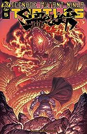 Teenage Mutant Ninja Turtles: Shredder in Hell #5 (of 5)