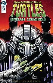 Teenage Mutant Ninja Turtles: Urban Legends #14