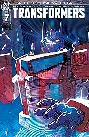 Transformers (2019-) No.7