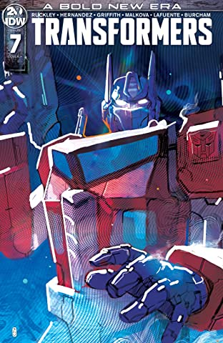 Transformers (2019-) #7