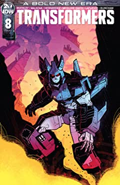 Transformers (2019-) #8