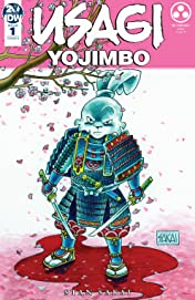 Usagi Yojimbo (2019-) #1