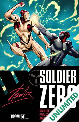Stan Lee's Soldier Zero #4