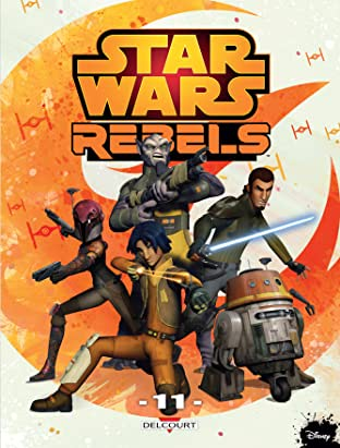 Star Wars – Rebels Vol. 11