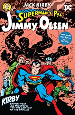 Superman's Pal, Jimmy Olsen by Jack Kirby