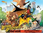 Adventures of the Super Sons (2018-2019) Vol. 1: Action Detectives