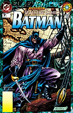 Detective Comics (1937-2011) Annual #7