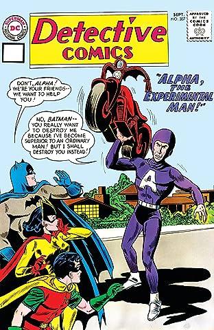 Detective Comics (1937-2011) #307