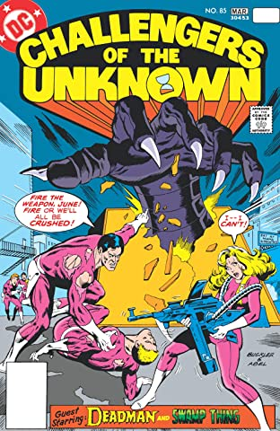 Challengers of the Unknown (1958-1978) No.85