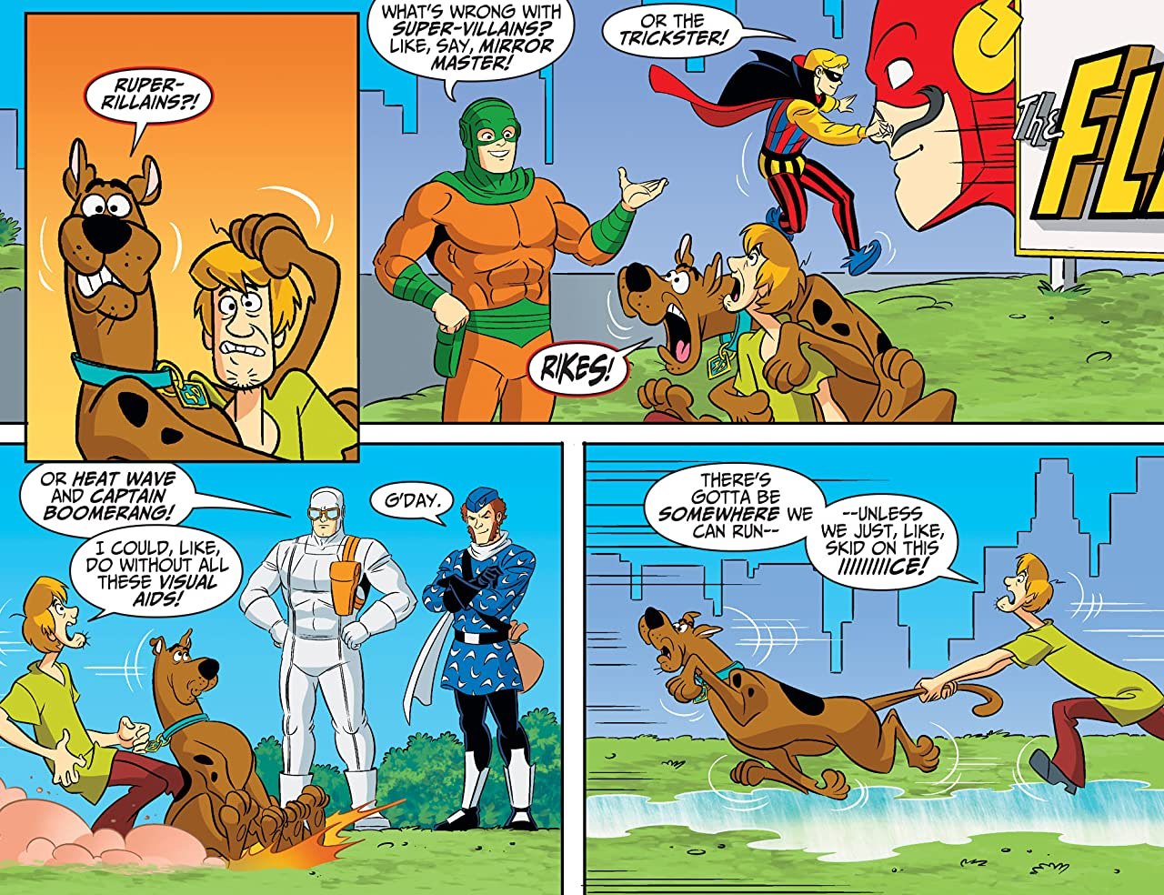 Scooby-Doo Team-Up (2013-) #95