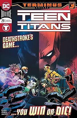Teen Titans (2016-) #29