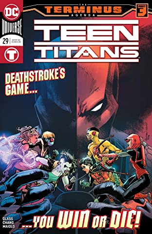Teen Titans (2016-) No.29