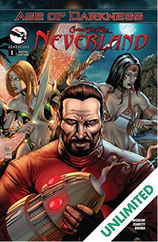 Age of Darkness: Neverland #1 (of 4)