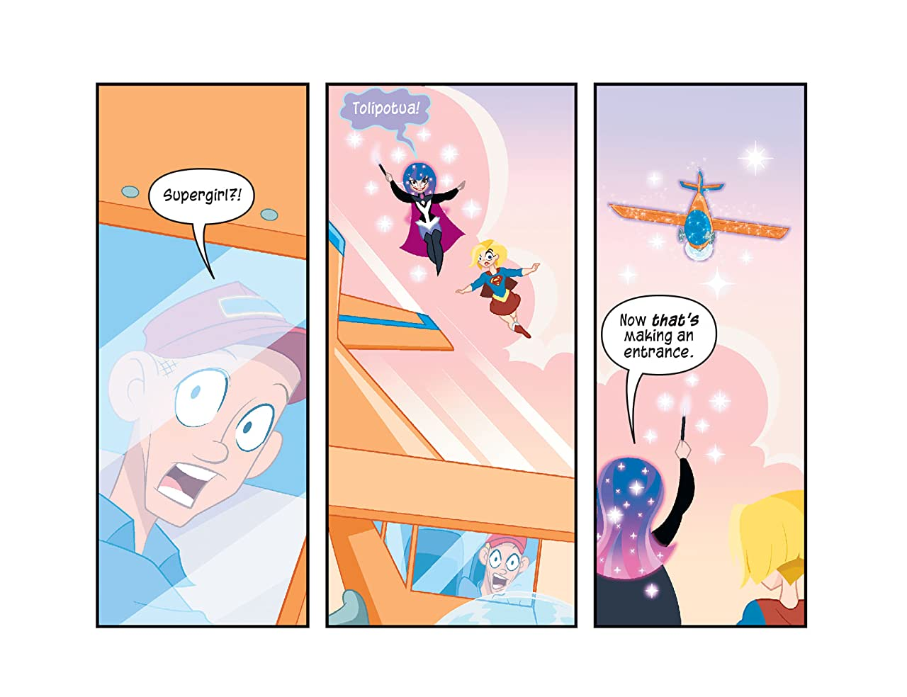 DC Super Hero Girls: Weird Science (2019-) #4