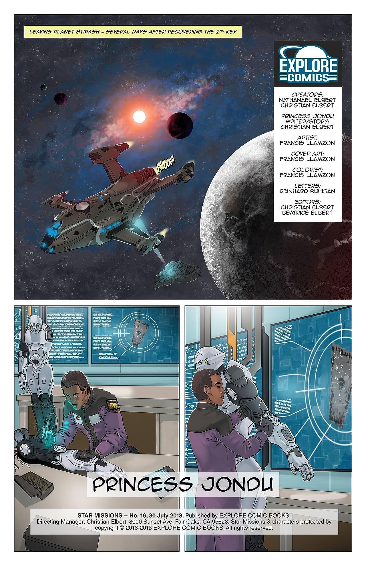 STAR MISSIONS #16
