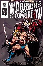 Warriors of tomorrow No.1