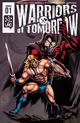 Warriors of tomorrow #1