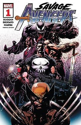Savage Avengers (2019-) #1