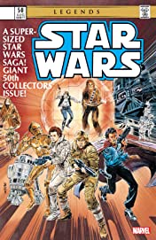 Star Wars: The Original Marvel Years #50: Facsimile Edition