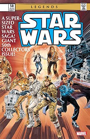 Star Wars: The Original Marvel Years No.50: Facsimile Edition