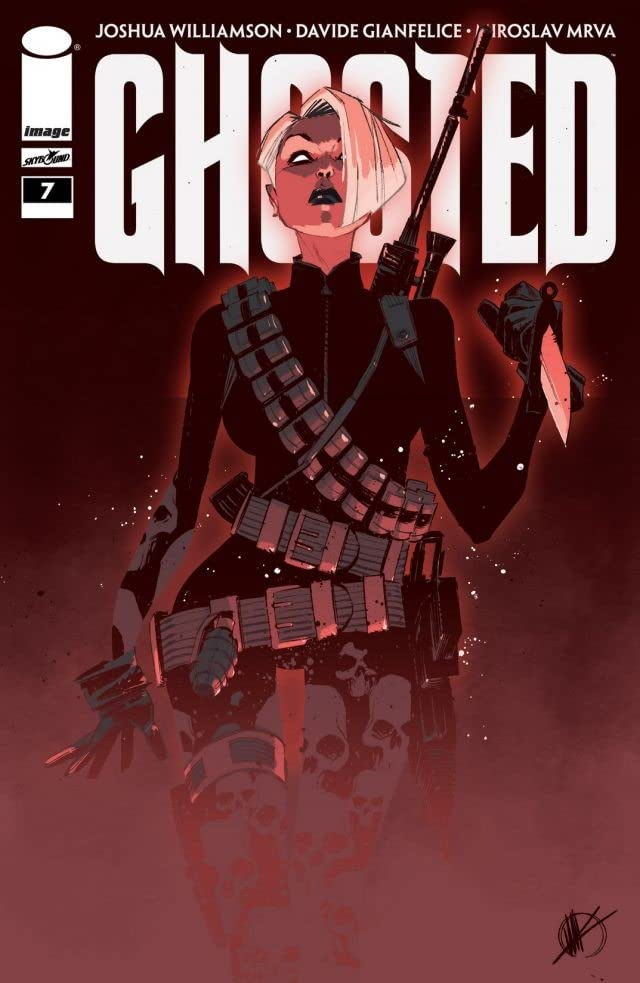 Ghosted #7
