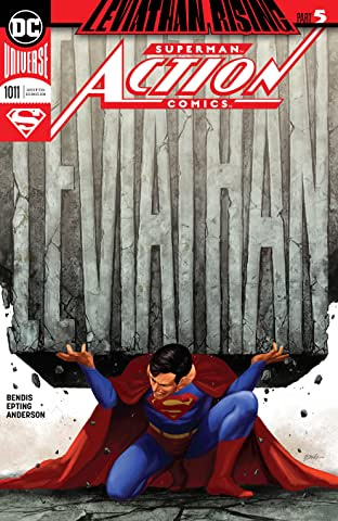 Action Comics (2016-) No.1011