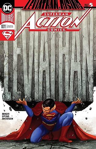 Action Comics (2016-) #1011
