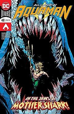 Aquaman (2016-) #48