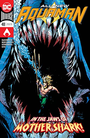 Aquaman (2016-) No.48