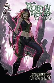 Robyn Hood #1 (of 5): Legend
