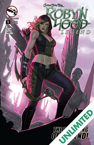 Robyn Hood #1 (of 5): Legend