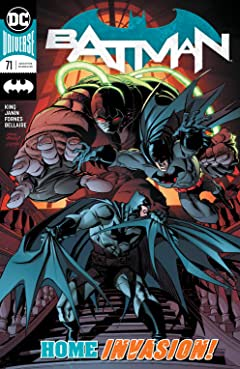 Batman (2016-) #71