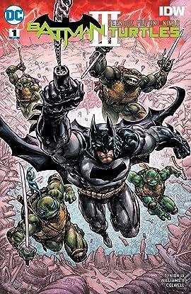 Batman/Teenage Mutant Ninja Turtles III (2019) #1