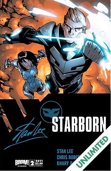 Stan Lee's Starborn #2