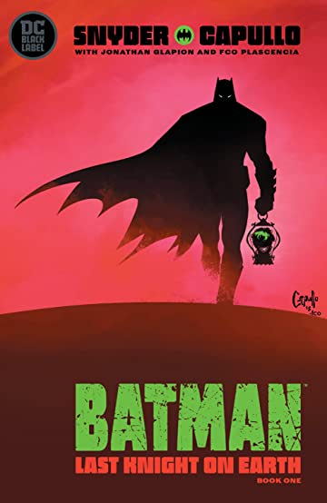 Batman: Last Knight on Earth (2019) No.1