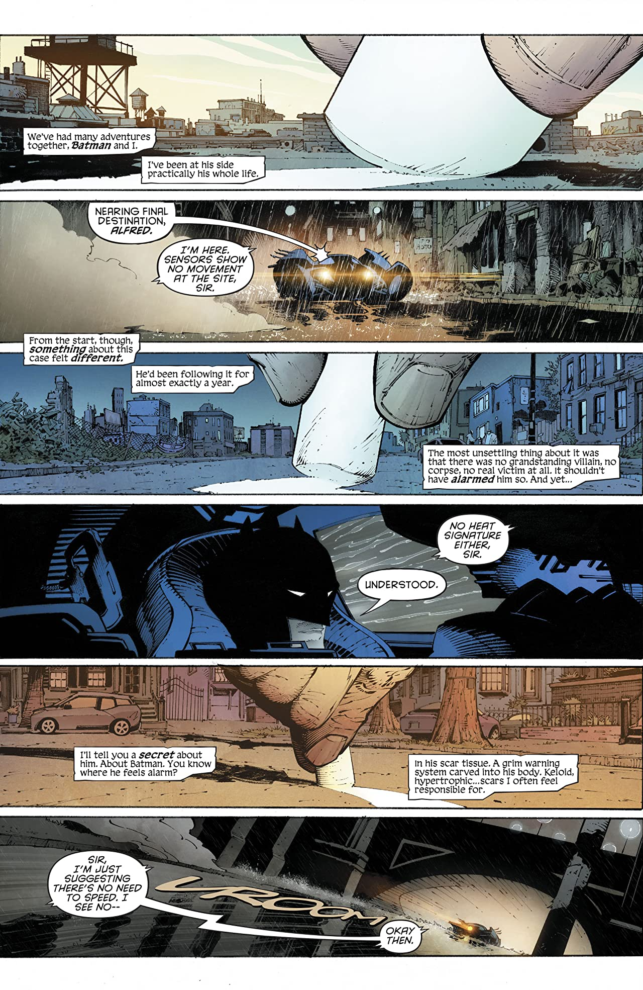Batman: Last Knight on Earth (2019) #1