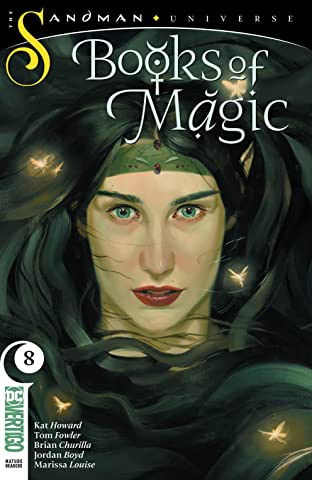 Books of Magic (2018-) #8