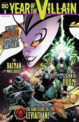 DC's Year of the Villain Special (2019-) #1
