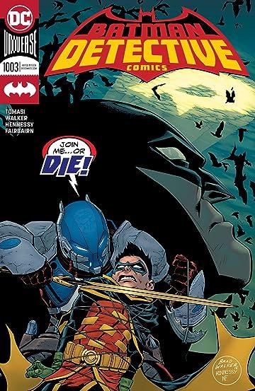 Detective Comics (2016-) #1003