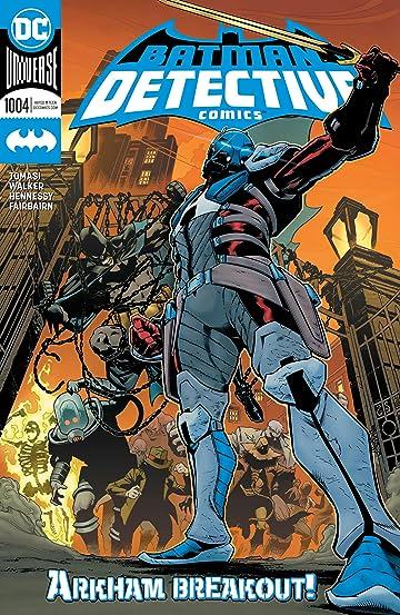 Detective Comics (2016-) #1004