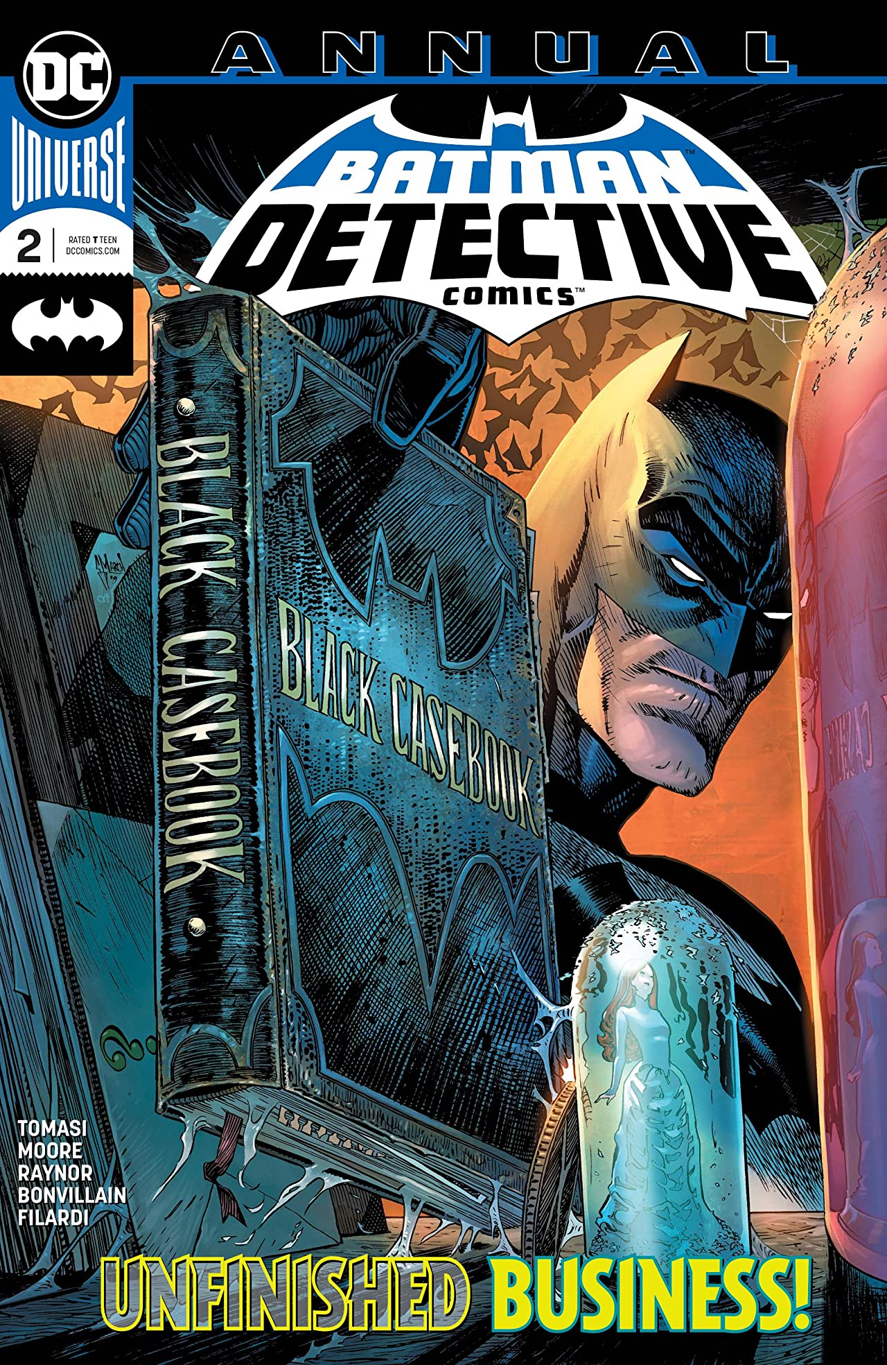Detective Comics (2016-) Annual No.2