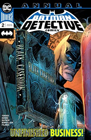 Detective Comics (2016-) Annual No.2