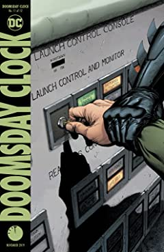 Doomsday Clock (2017-) #11