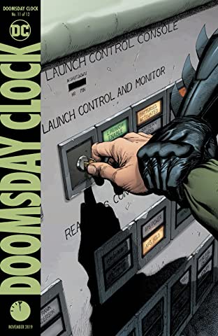 Doomsday Clock (2017-) No.11